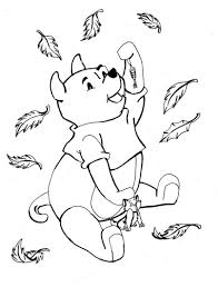 Small Picture Coloring Pages Autumn Animals Coloring Page Free Printable