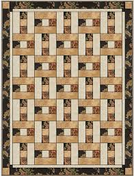 Hopscotch Pattern Stunning Hopscotch 48 Yard Quilt Pattern