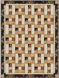 Hopscotch - 3 Yard Quilt Pattern & Hopscotch 3 Yard Quilt Pattern Adamdwight.com