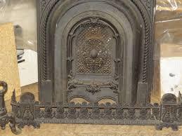 alt antique restoration hardware fireplace 1a