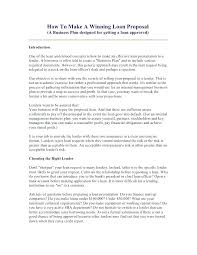 Proposal Cover Letter Format Stockshares Co