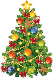 Christmas Tree Clipart Free