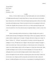 possible essay questions for exam ch possible exam  3 pages candide book analysis