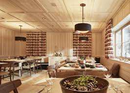 Fondue Stuba Im Gourmet Hotel Rote Wand Lech Zürs