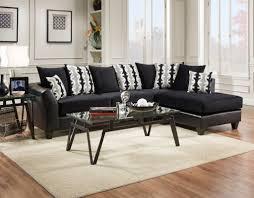 black modern living room furniture. interesting modern delta 417410sec lsf sofa u0026 rsf chaise  dempsey blackimplosion black geo  jack black and white on black modern living room furniture