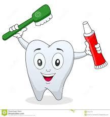 Dent Tenant La P Te Dentifrice Et La Brosse Dents Mousse De