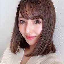 2017ボブ 後藤はるなちゃん 美容師 浅沼雄元ブログ