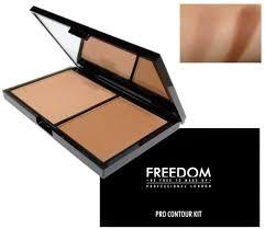 freedom makeup london pro contour powder um