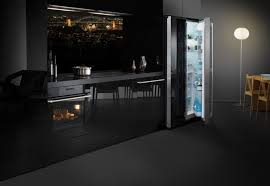 modern black kitchens. Contemporary Modern Kitchen Modern Black Kitchen E1456141895391  Beautiful Color Trends For  Your On Kitchens