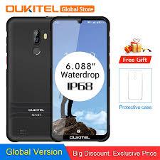 "OUKITEL Y1000 6.088"" Android 9.0 IP68 Waterdrop 19.5:9 ..."
