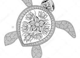 Small Picture Image result for coloring pages animals for adults turtle