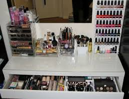 makeup organizer ideas cosmetic storage 2
