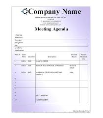 Word Template Minutes Printable Meeting Agenda Template Office Dental Templates