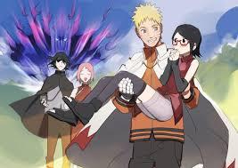 What's wrong, Sasuke? You jealous cause Naruto's your daughter's favorite?  Yeah, that's what you get f… | Naruto sasuke sakura, Naruto shippuden  anime, Anime naruto