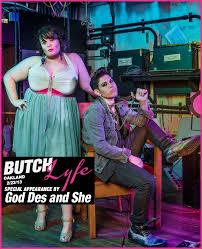 Lesbian stories femme butch