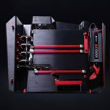 optimus prime transformers gaming desktop computer cooler system