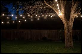 outdoor hanging string lights inspire diy outdoor string lights poles hbungalow home lighting ideas