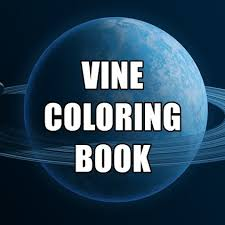 Vine Coloring Book At Vinecoloring Twitter