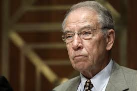 Image result for charles grassley images