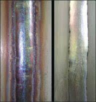 Welding Heat Tint On Stainless Steel Weldknowledge