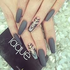 Pin by Effie Quinn on Nails | Coffin shape nails, Fabulous nails, Nail  designs
