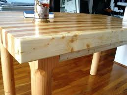 butcher block table top dg tops seattle menards butcher block table top wood