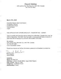 Invitation Letter Sample For Visa Purpose Resume Pdf Download