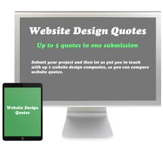 Quotes Website Cool Web Design Quote Website Design Quotes From Companies In The Essex