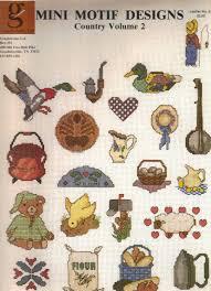 Mini Turkey Embroidery Design Mini Motif Designs Twenty One Country Designs Volume 2