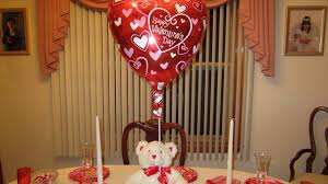 Table Decorations For Valentines Day