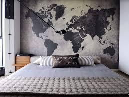 Master Bedroom Wallpaper Contemporary Master Bedroom With Carpet Interior Wallpaper