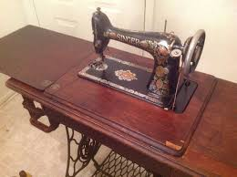 How To Restore Old Singer Sewing Machine Cabinet