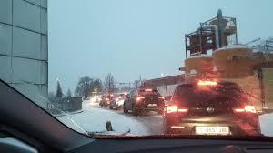 Auto In De Sneeuw Ja Nee Misschien Bij Buien