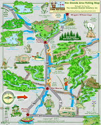 rio grande fishing map colorado vacation directory Rio Grande Trail Map rio grande area fishing map, south fork fishing map, colorado rio grande trail map colorado