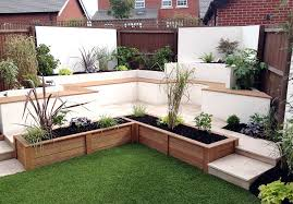 Small Picture Beautiful New Build Garden Ideas Images Home Design Ideas