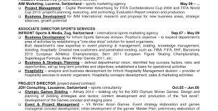 Sports Management Resume Samples Cisco Certified Network Associate