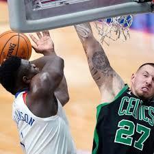 NBA: Celtics verspielen Punkte-Vorsprung gegen Pelicans
