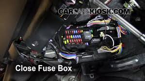 interior fuse box location 2008 2009 ford taurus x 2008 ford interior fuse box location 2008 2009 ford taurus x 2008 ford taurus x limited 3 5l v6