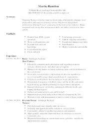 Server Resume Example Restaurant Server Resume Examples Head Sample