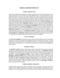 Sample Formal Report 14 Formal Business Report Examples Pdf Doc Pages Examples