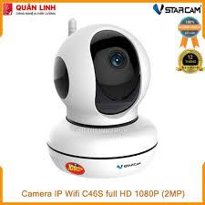 Camera giám sát IP Wifi hồng ngoại ban đêm Vstarcam C46S Full HD 1080P 2MP