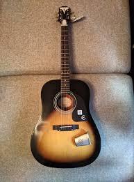 Обзор от покупателя на <b>Акустическая гитара EPIPHONE</b> PRO-1 ...