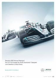 Vind fantastische aanbiedingen voor mercedes poster. Mercedes Amg Petronas Motorsport Team Limited Edition Revrepublic Driving Automotive Culture