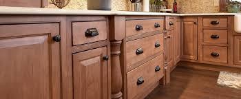 ... Kitchen Island Cabinets Close Up Of Inset Wood Finish Showplace Cabinets  ...