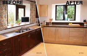 Cheap Kitchen Makeovers Before And After Kitchen Remodeling Before After  Upgrade