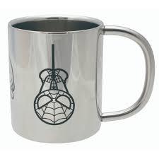 楽天市場スパイダーマンヴェノム 保温保冷マグカップ 真空ステンレス