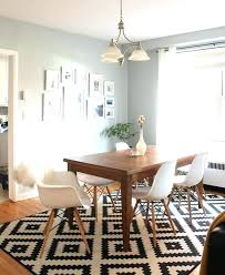 kitchen table rug area rug under kitchen table awesome kitchen table jute rug under dining room