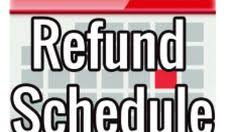 Federal Tax Refund Date Chart 23 Best Filing Taxes Images In 2019