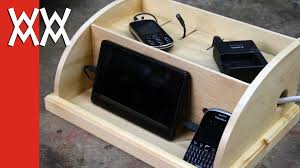 Make Charging Station Make A Device Charging Station To Organize Your Phones And Gadgets