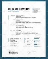 25 Modern And Professional Resume Templates | Ginva